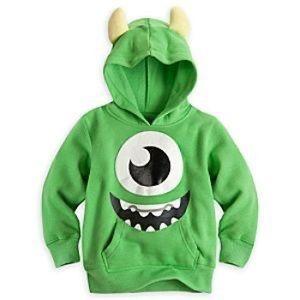 Mike Wazowski Monsters Inc hoodie for Boys